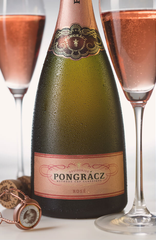 Pongracz Rose MCC served in MCC flutes